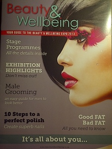 Magazine with lots of informative info