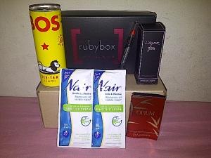 December rubybox