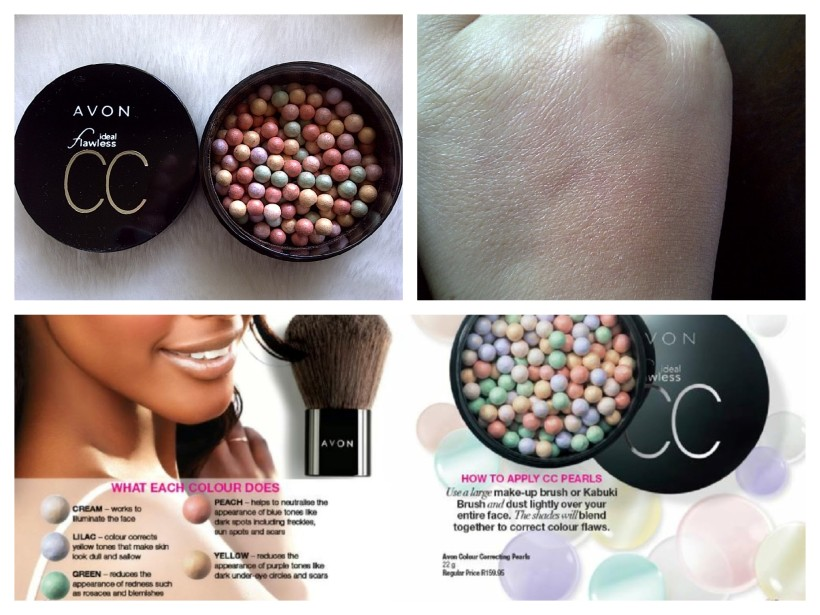 Avon cc pearls