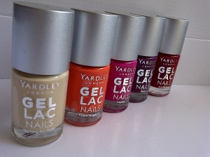 yardley gel lac nails group 3