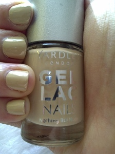 yardley gel lac nails nothing but nude