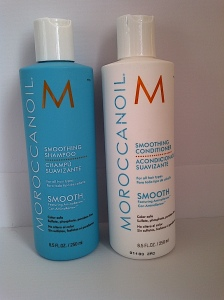 moroccan oil smooth shampoo and conditioner