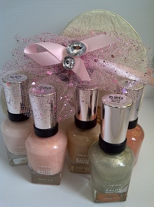 Sally hansen complete salon bridal collection
