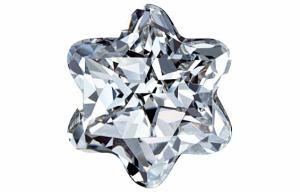 The mont blanc diamond! Pretty pretty!