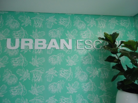 urban escape logo