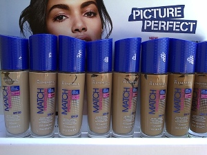 rimmel match perfection foundation 1