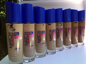 rimmel match perfection foundation 4