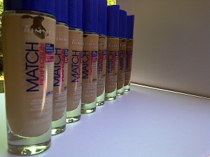 rimmel match perfection foundation 6