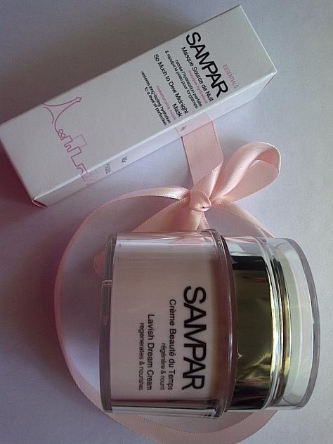 Sampar lavish dream cream