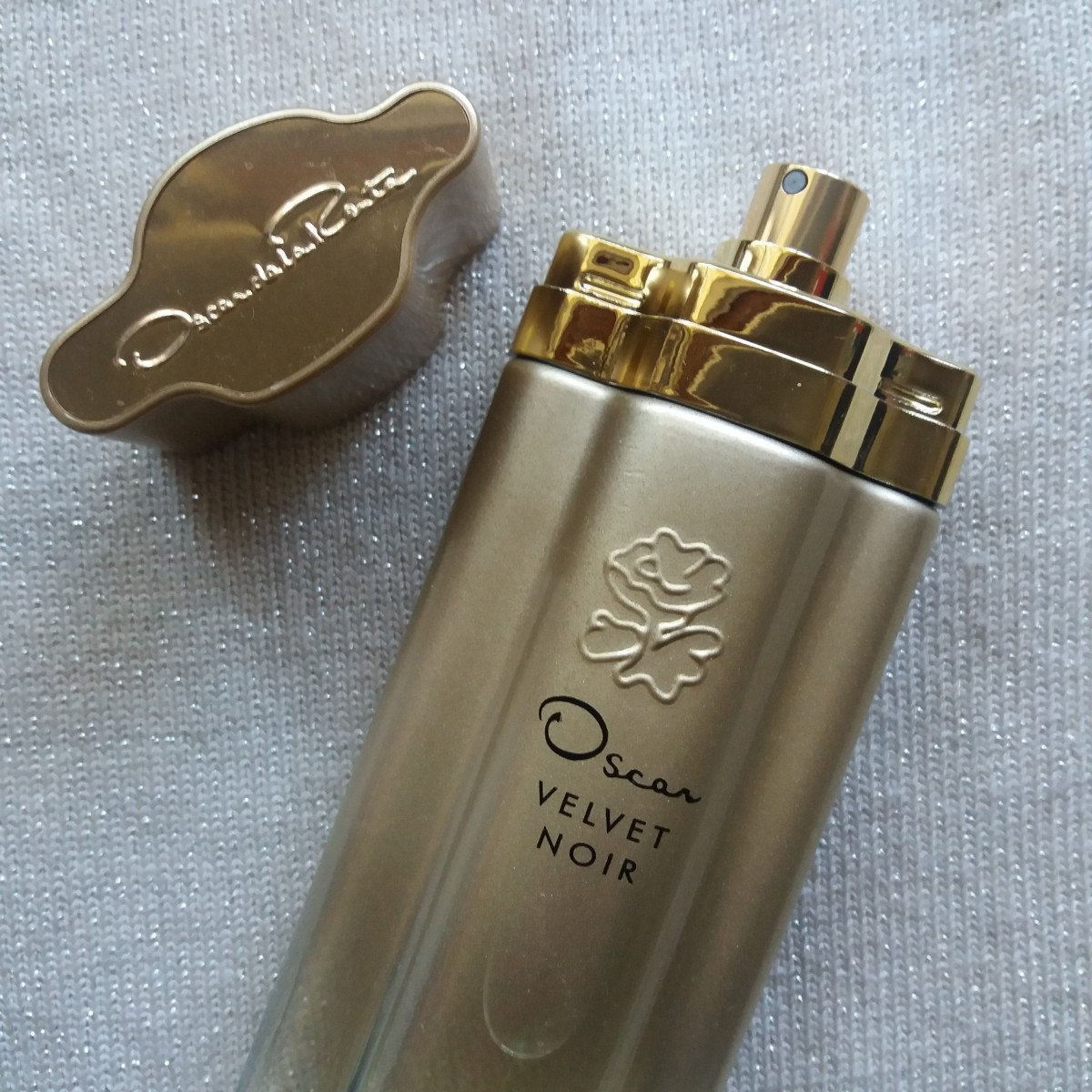 Fragrance fix friday: Oscar Velvet noir EDP