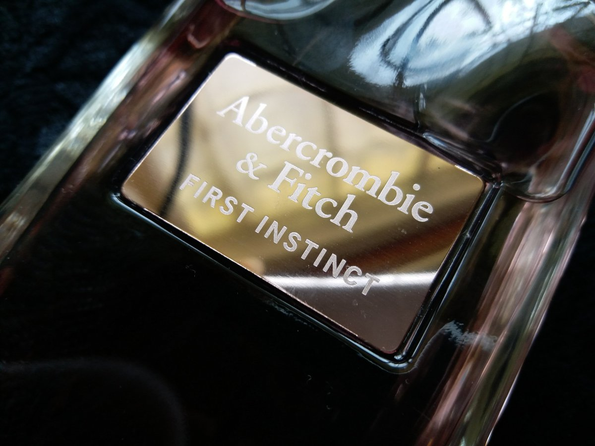 Review: Abercrombie & Fitch First Instinct EDP