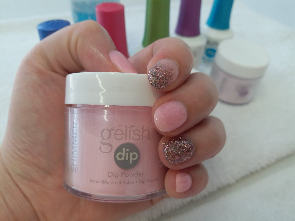 Review: Gelish Dip